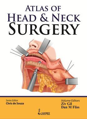 Souza / Gil / Fliss Atlas of Head & Neck Surgery